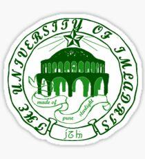 University of Mirkwood Sticker