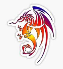 Dragissous V1 dragon Sticker