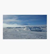 breathtaking Antarctica Photographic Print