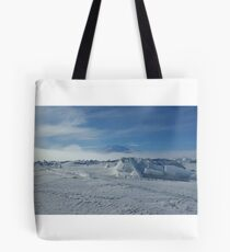 breathtaking Antarctica Tote Bag