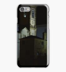 Two towers iPhone Case/Skin