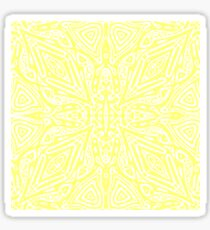 Yellow Vector Sticker