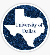University of Dallas Sticker