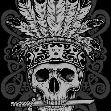 Borneo Dayak by myoubi