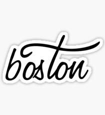 boston~~ Sticker