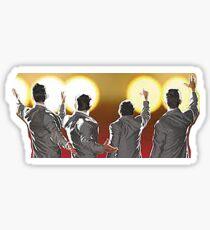 Jersey Boys  Sticker