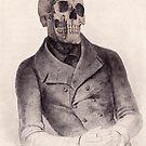 Skull Gentleman #1 by kishART