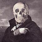 Skull Gentleman #2 by kishART