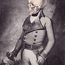 Skull Gentleman #3 by kishART