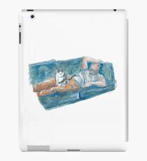 Roommates iPad Case/Skin