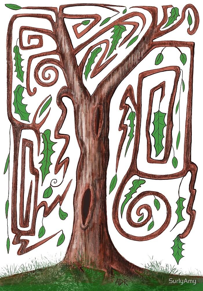 Tree by SurlyAmy