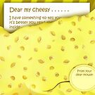 Cheesy News: Have Something to Tell? by We ~ Ivy