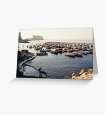 naples Greeting Card
