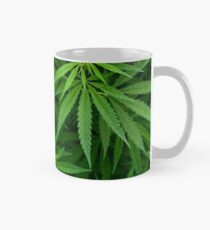 Marijuana Cannabis Weed Pot Plants Mug