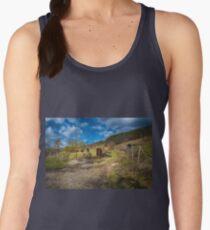 Rural scene Women's Tank Top
