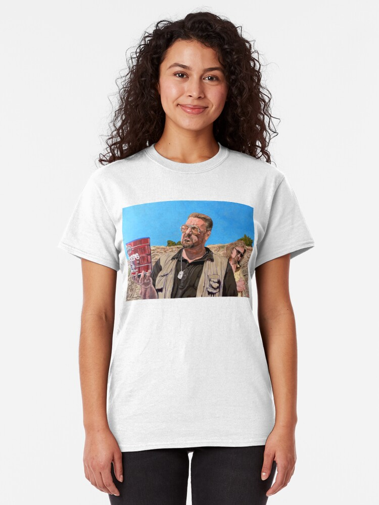 Alternate view of He Was One Of Us Classic T-Shirt