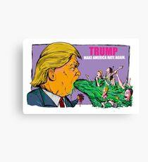 Trump Canvas Print