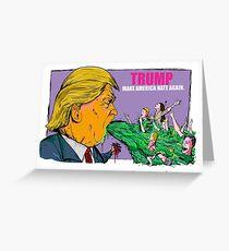 Trump Greeting Card