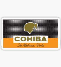 COHIBA Sticker
