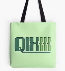 Qix (Game Boy Title Screen) Tote Bag