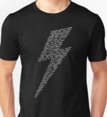 Scary Spells - White Unisex T-Shirt
