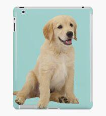 Cute Golden Retriever iPad Case/Skin