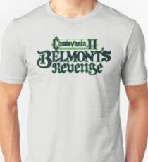 Castlevania II Belmont's Revenge (Game Boy) Unisex T-Shirt