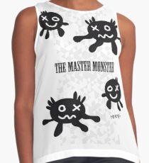 The Master  Monster  (noir&blanc) Top duo