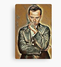 the Amazing Andrew Scott Canvas Print