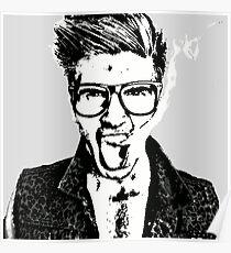 Joey Graceffa - Roar Poster