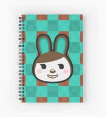 CARMEN ANIMAL CROSSING Spiral Notebook
