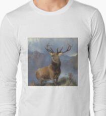 Monarch of the Glenn Long Sleeve T-Shirt