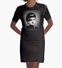 Role player Graphic T-Shirt Dress