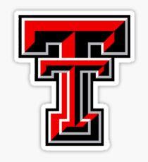 Texas Tech Red Raiders Sticker