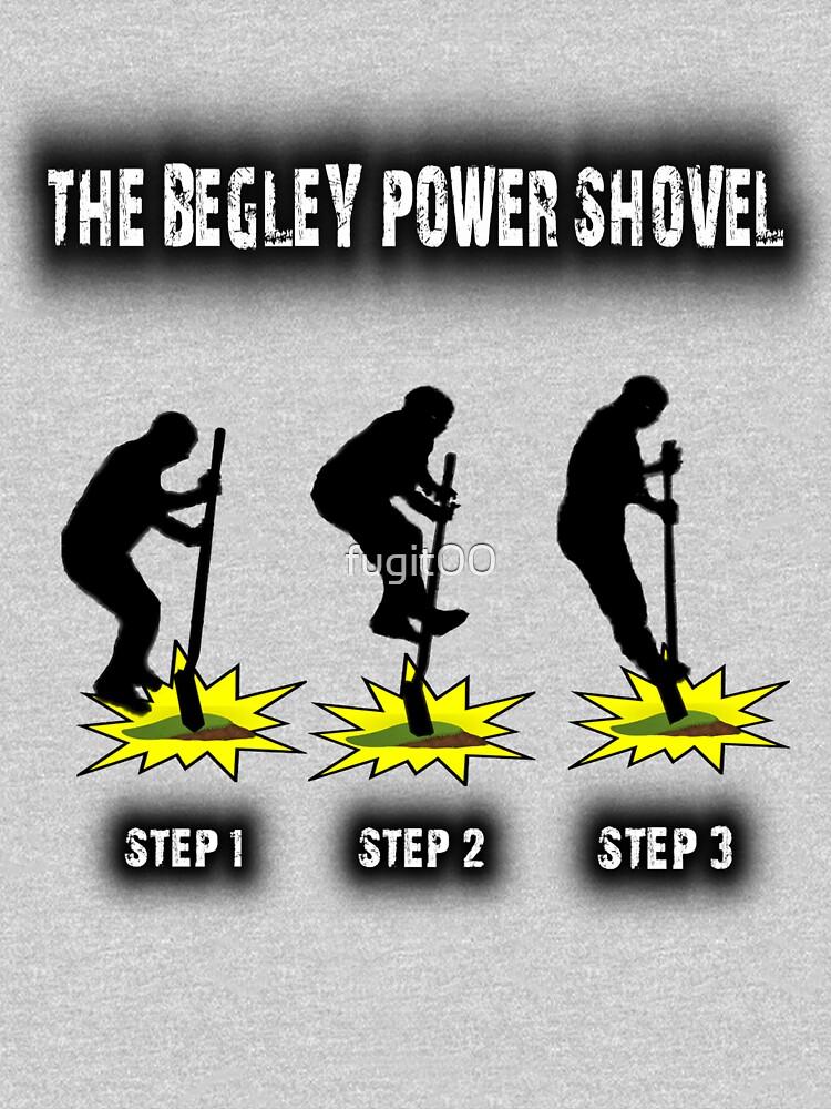 Begley Power Shovel by fugit00