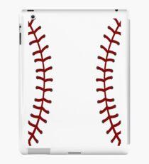 Baseball Laces II iPad Case/Skin
