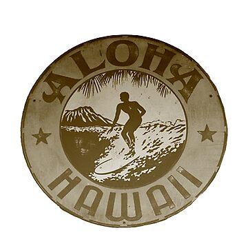 Aloha Hawaii by Liondigital