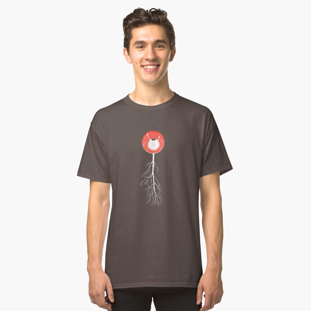 Live, Laugh, and Love.. nature & positive Classic T-Shirt Front