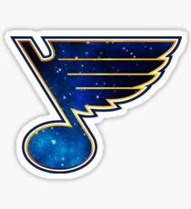 Space Blues Sticker