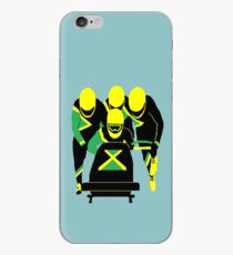 Jamaican Bobsled Team iPhone Case