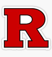Rutgers Scarlet Knights Sticker