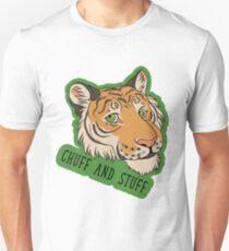 Tiger Pride - CHUFF AND STUFF! Unisex T-Shirt