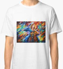 Music - Leonid Afremov Classic T-Shirt