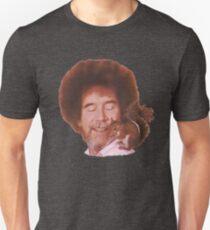 Bob Ross Loves All God's Creatures T-Shirt