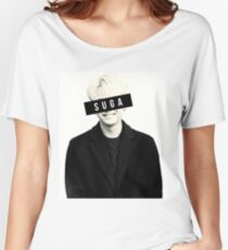 BTS - Suga Women's Relaxed Fit T-Shirt