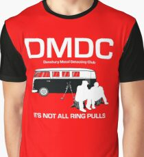 DMDC It's not all ring pulls. Graphic T-Shirt