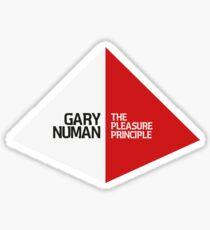 GN The Pleasure Principle Sticker
