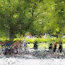 Impressionist Photograph #1 by Ronald Rockman