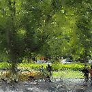 Impressionist Photo #2 by Ronald Rockman