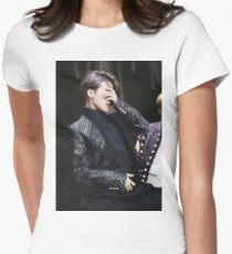 Jimin Women's Fitted T-Shirt